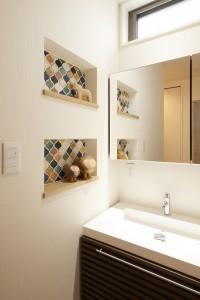 2階洗面室(HP)